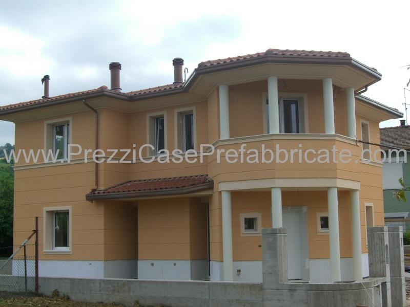 Prefabbricate archives prezzi case in legno - Costo costruzione casa prefabbricata ...