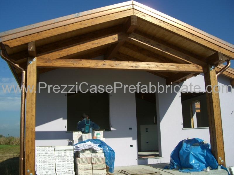 Casa prefabbricata archives prezzi case in legno for Listino prezzi case prefabbricate