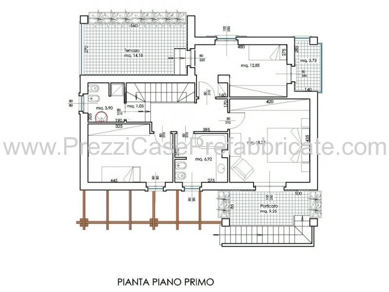 Progetti case moderne apartments with progetti case - Progetti di interni case moderne ...