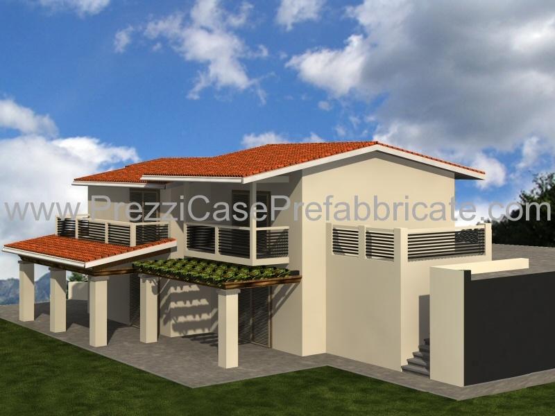 Case in legno casa clima case in bioedilizia ecologia - Casa prefabbricata legno prezzi ...