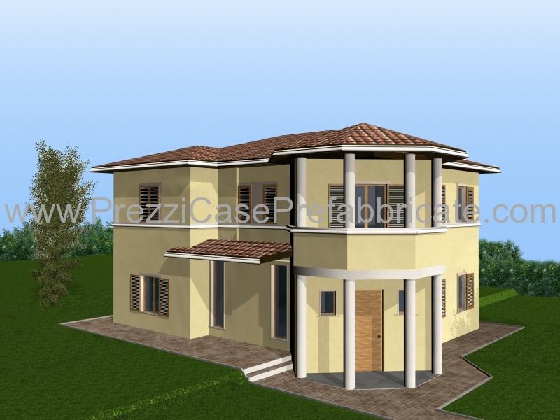 Prefabbricati casa prefabbricata case bioedilizia - Casa prefabbricata legno prezzi ...