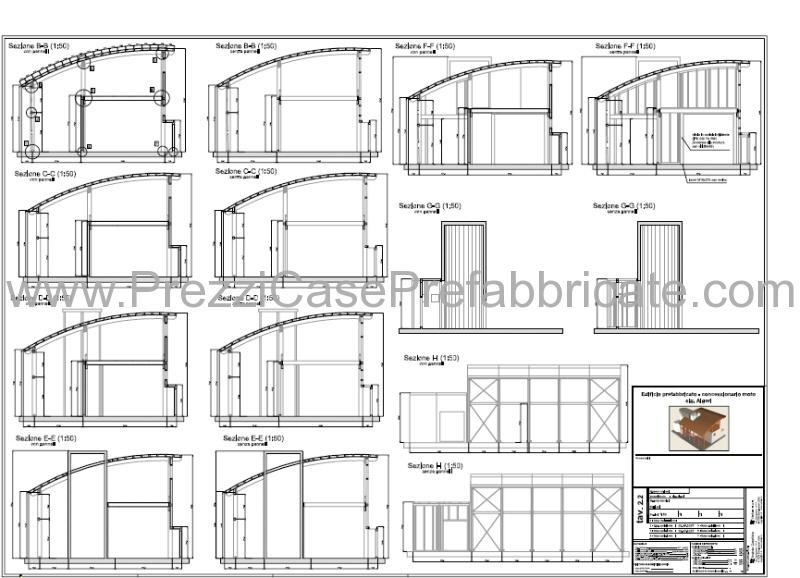 Estremamente capannoni prefabbricati in legno edilizia pubblica e privata HY57