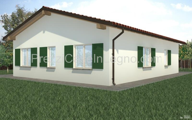 Case prefabbricate e case in legno prefabbricate emilia - Costo impianto idraulico casa 150 mq ...
