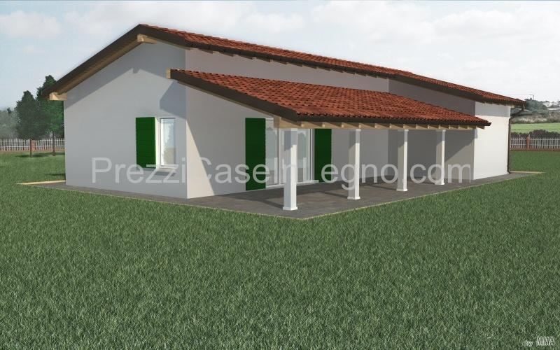 Case prefabbricate prezzi case in legno antisismiche mod for Xlam prezzo