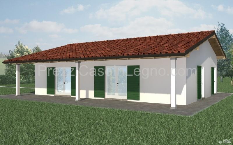 Case prefabbricate legno antisismiche prefabbricate for Listino prezzi case prefabbricate