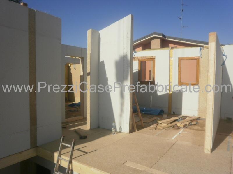 Pareti In Legno Prefabbricate : Vendita case prefabbricate in legno in muratura bioedilizia