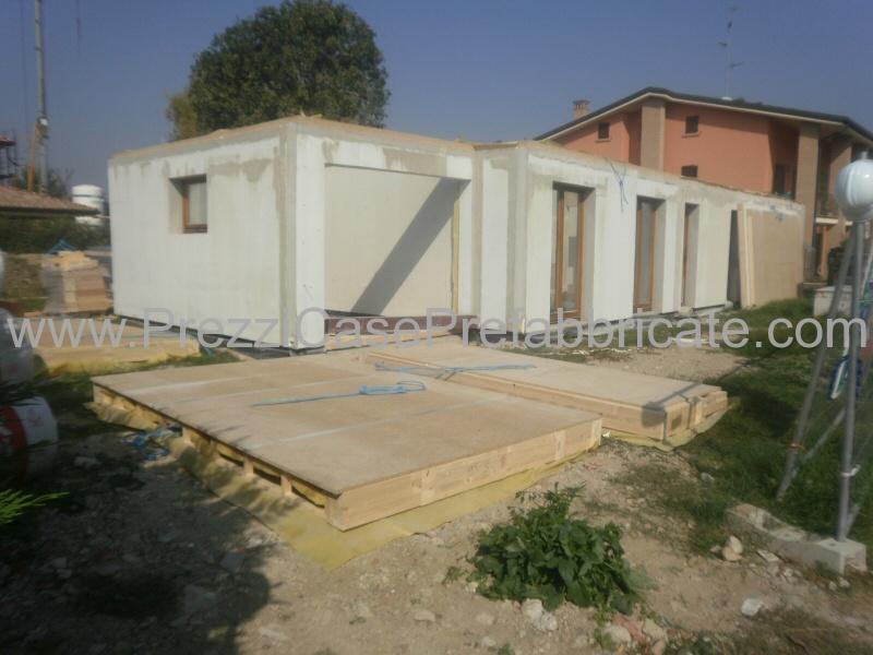 Case prefabbricate archives prezzi case in legno for Casa legno vs muratura