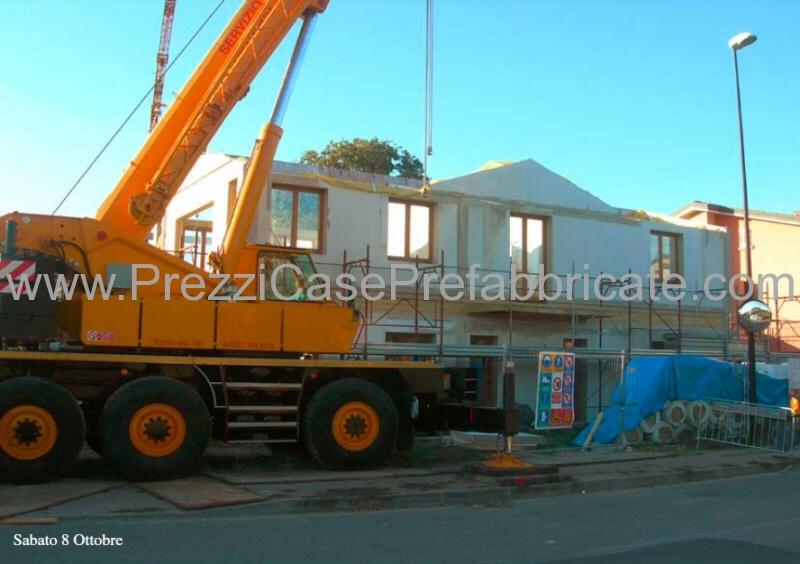 Case prefabbricate vendita case prefabbricati casa legno for Vendita case in legno prefabbricate