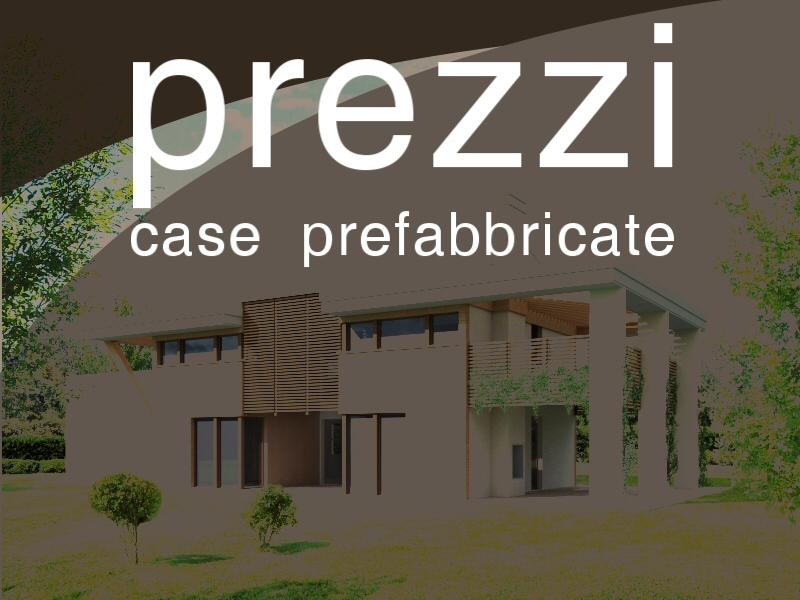 Case prefabbricate wood house case in legno for Villette prefabbricate in muratura prezzi
