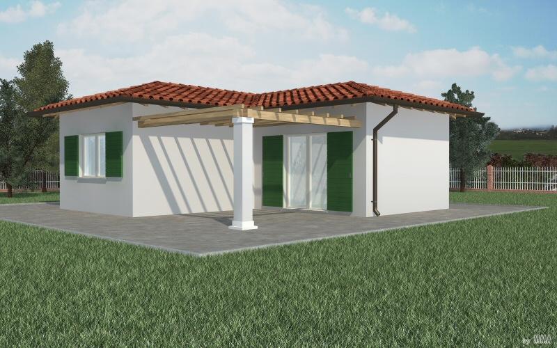 Casa Prefabbricata Prezzo : Case prefabbricate in muratura costruire casa prefabbricata